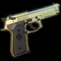 M9A1 Gold Skin