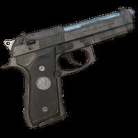 M9A1 Grey Skin