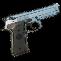 M9A1 Silver Skin