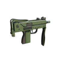 Mac10 Military Green