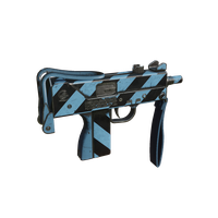 Mac10 Stripes Blue