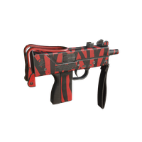Mac10 Zebra Red