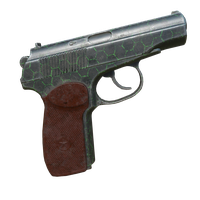 Makarov Hex Green Skin