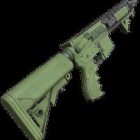 Mk18 Military Green