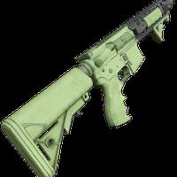 Mk18 Military Green1