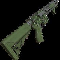 Mk18 Pixel Green