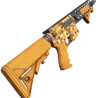 Mk18 Pixel Orange