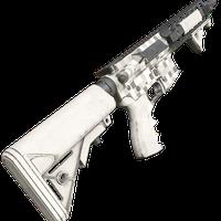 Mk18 Pixel White