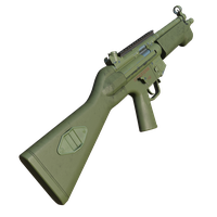 Mp5 Military Green