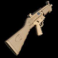 Mp5 Military Tan