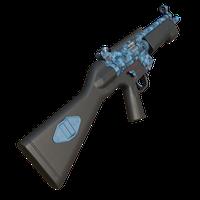 Mp5 Pixel Blue