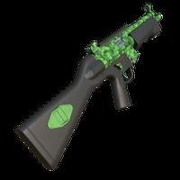 Mp5 Pixel Green