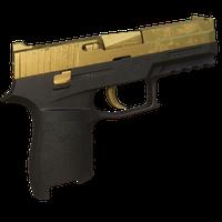 P350 Gold Skin