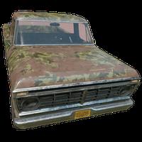 Pickup Truck Hunters Skin