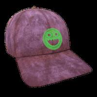 Pink Polycount Flex Cap