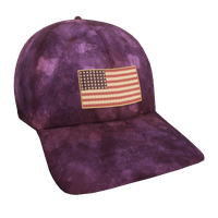 Pink US Woodland Flex Cap