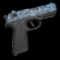 PX4 Retro Blue Skin