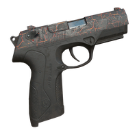 PX4 Scorched Earth Skin