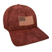 Red US Flex Cap