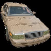 Sedan Desert Skin