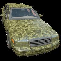 Sedan Hunters Skin