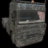 Semi Truck Hex Skin