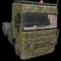 Semi Truck Hunters Skin