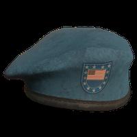 Sky Blue US Military Beret