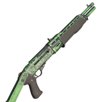 Spas12 Pixel Green