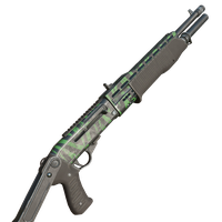 Spas12 Zebra Green