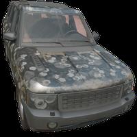 SUV Hex Skin