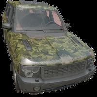 SUV Hunters Skin