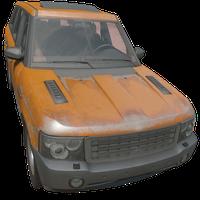 SUV Orange Skin