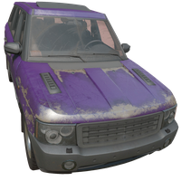 SUV Purple Skin