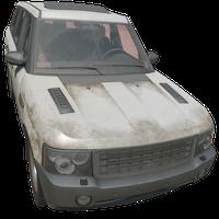 SUV White Skin