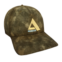 Tan AM Woodland Flex Cap