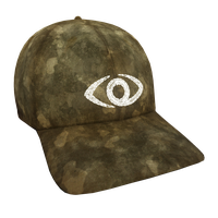 Tan CE Woodland Flex Cap