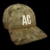 Tan Desert AC Flex Cap