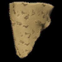 Tan Desert Camo Bandana