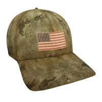 Tan Desert US Flex Cap