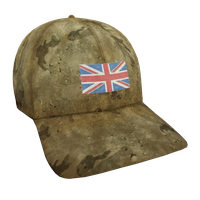 Tan UK Desert Flex Cap
