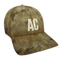 Tan Woodland AC Flex Cap