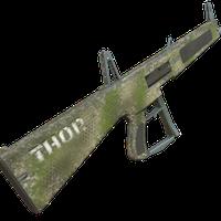 Thor-12 Spray Camo Skin