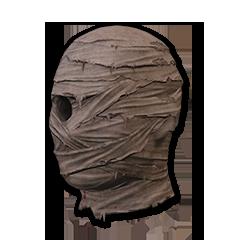 Ancient Mummy Mask