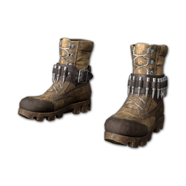 Ankle Bandolier Boots