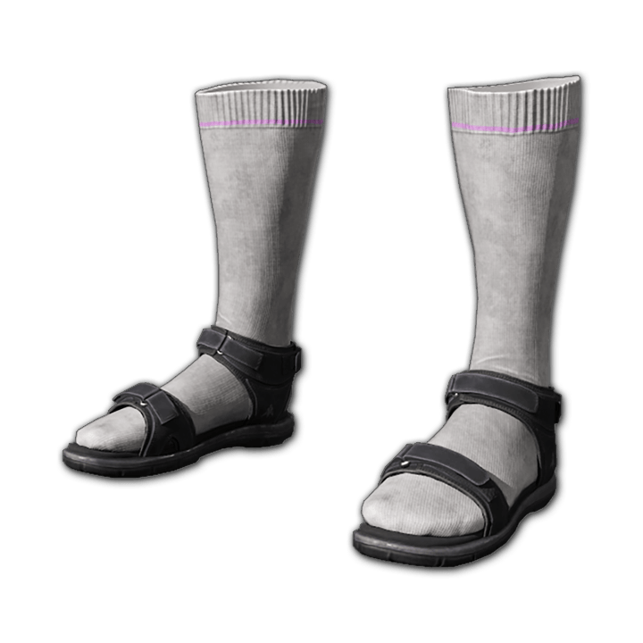 Antisocial Socks and Sandals