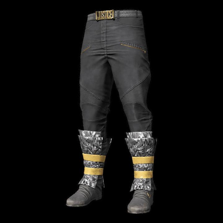 Awful Good Pants (Gold)