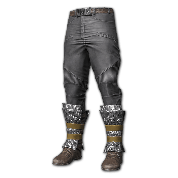 Awful Good Pants (Silver)
