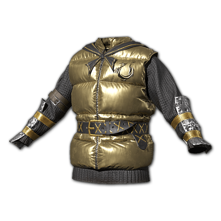 Awful Good Vest (Gold)