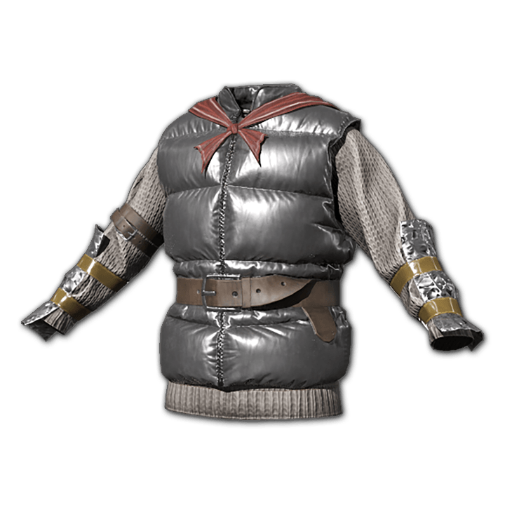 Awful Good Vest (Silver)